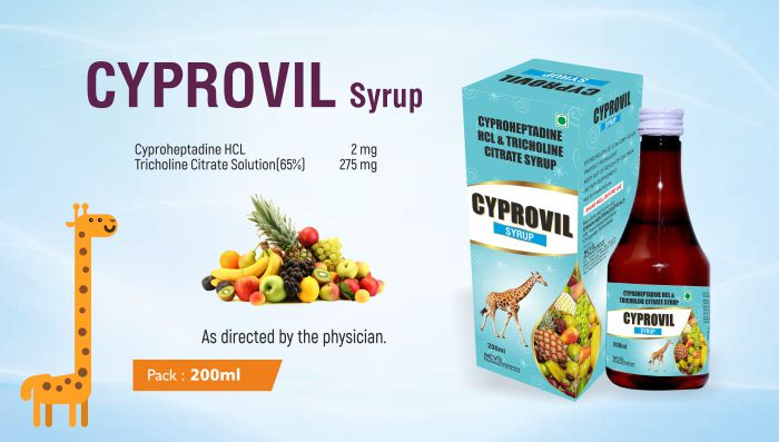 CYPROVIL SYRUP